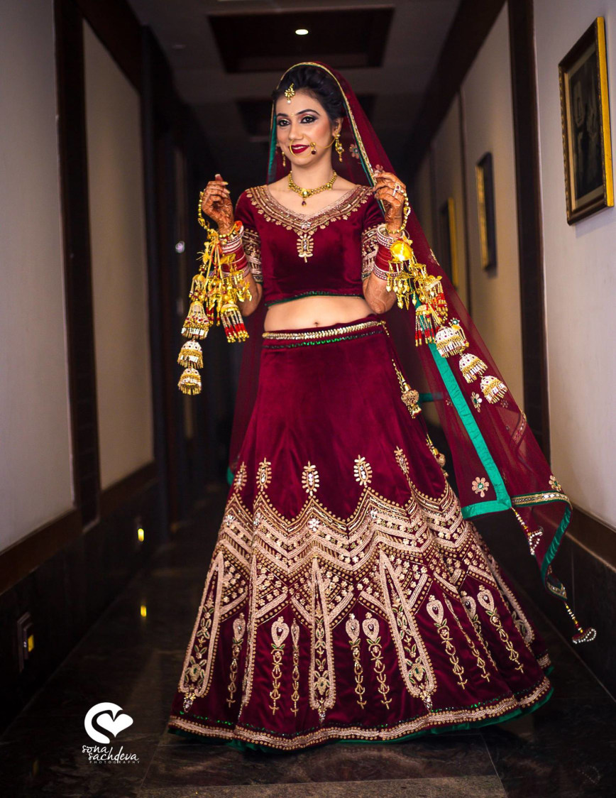 Preposterous bewitching beauty by Sona Sachdeva Photography Wedding-photography | Weddings Photos & Ideas