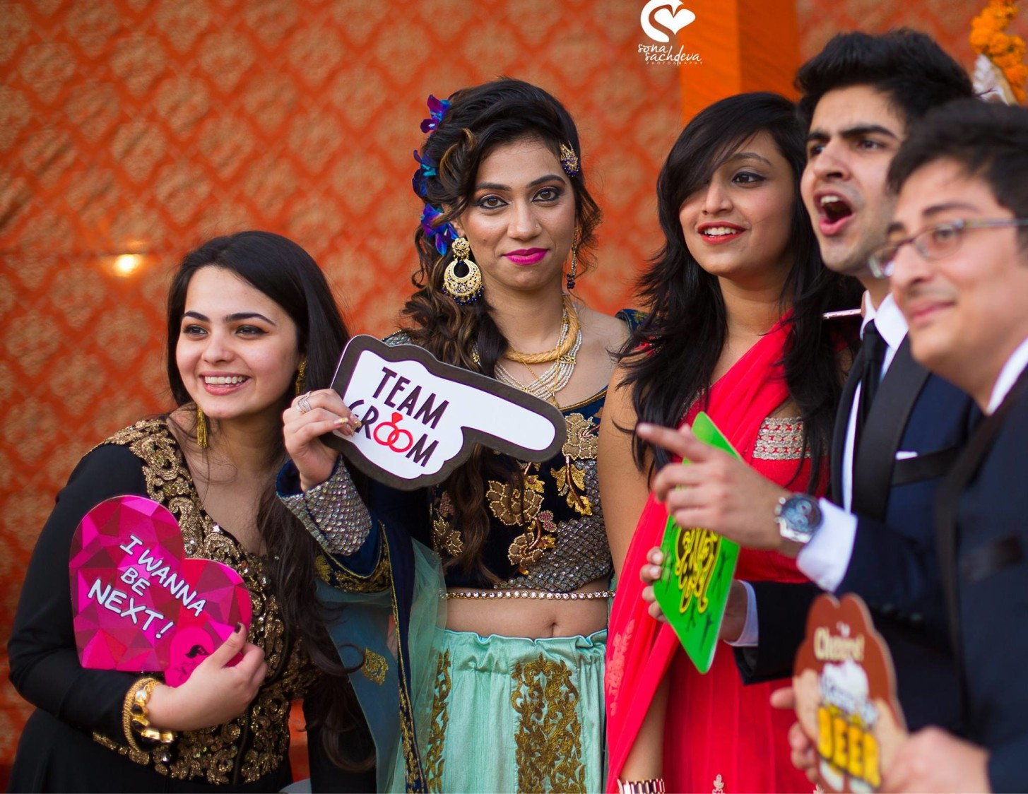 Props add the fun by Sona Sachdeva Photography Wedding-photography | Weddings Photos & Ideas