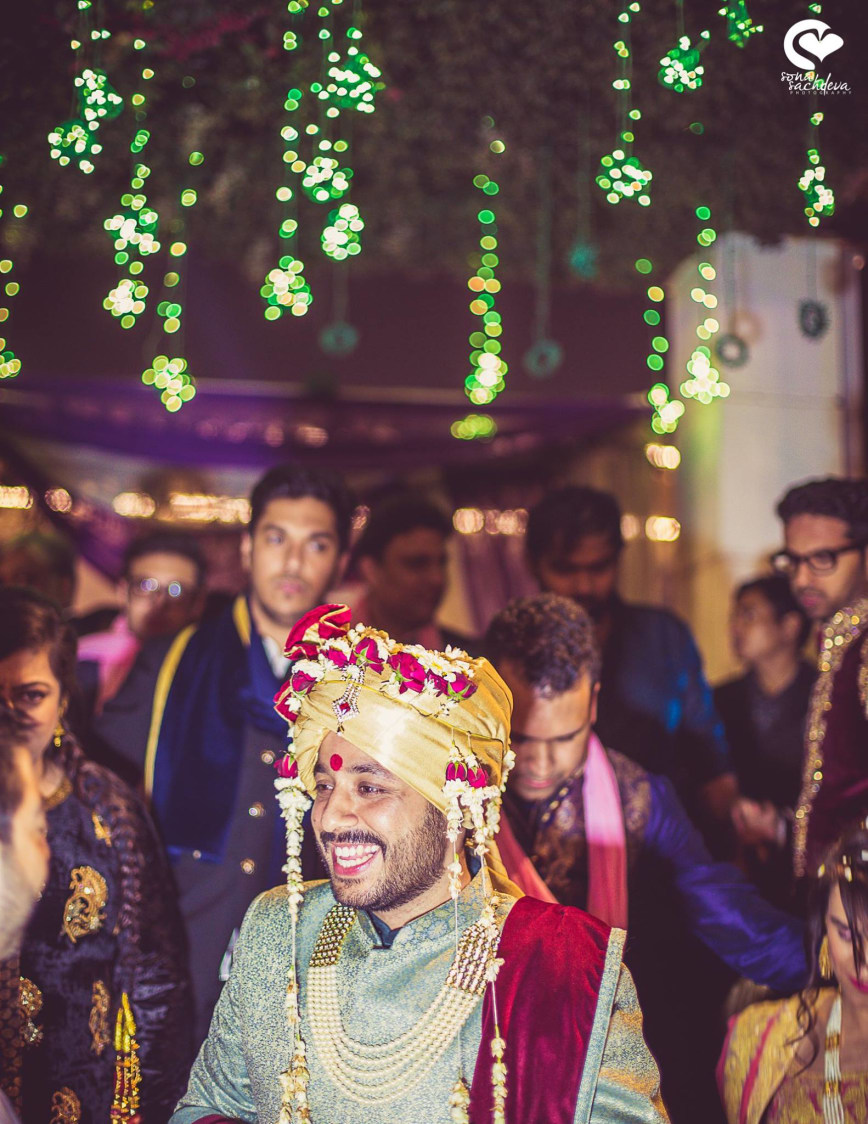 Exulted groom by Sona Sachdeva Photography Wedding-photography | Weddings Photos & Ideas