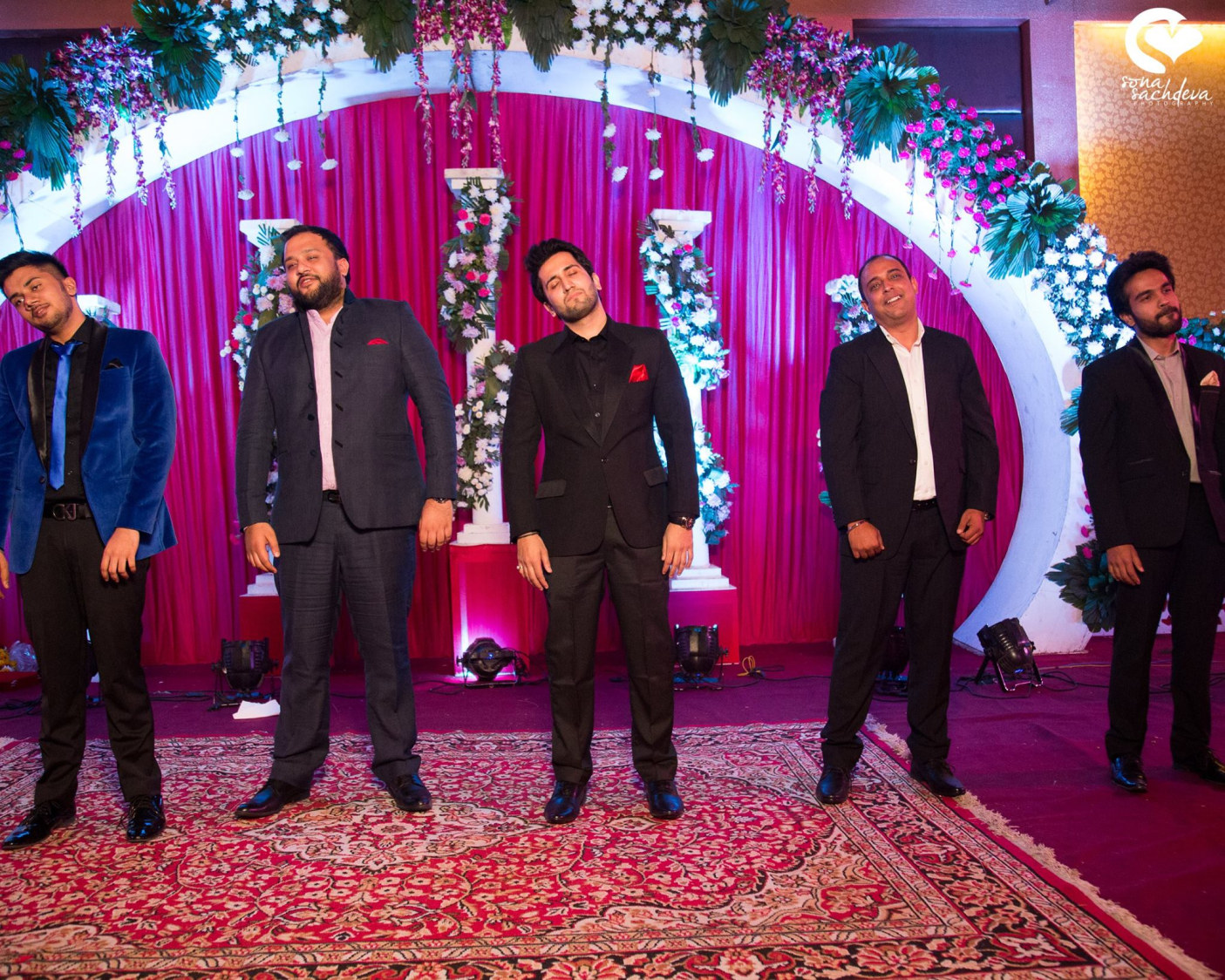 Joyous suited men by Sona Sachdeva Photography Wedding-photography | Weddings Photos & Ideas