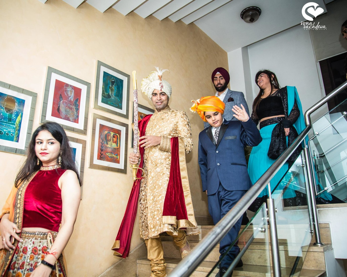 Eye catching entry by Sona Sachdeva Photography Wedding-photography | Weddings Photos & Ideas