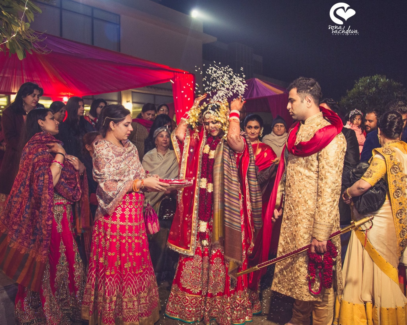 Commencing their own journey by Sona Sachdeva Photography Wedding-photography | Weddings Photos & Ideas