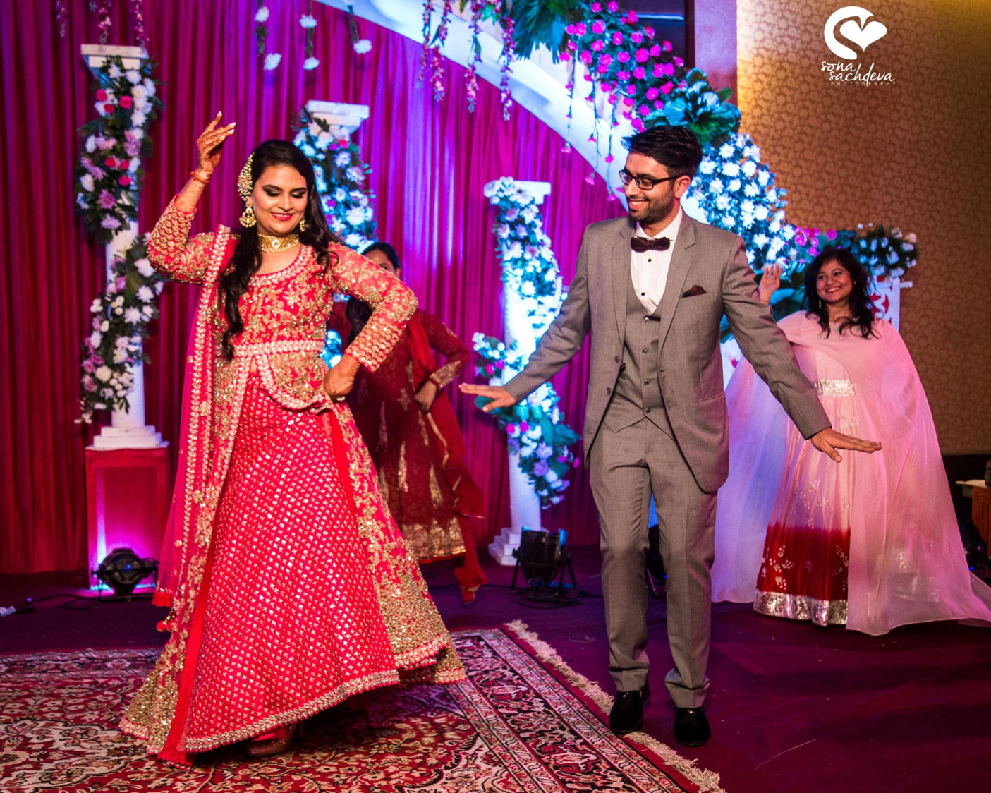 Swaying moves by Sona Sachdeva Photography Wedding-photography | Weddings Photos & Ideas