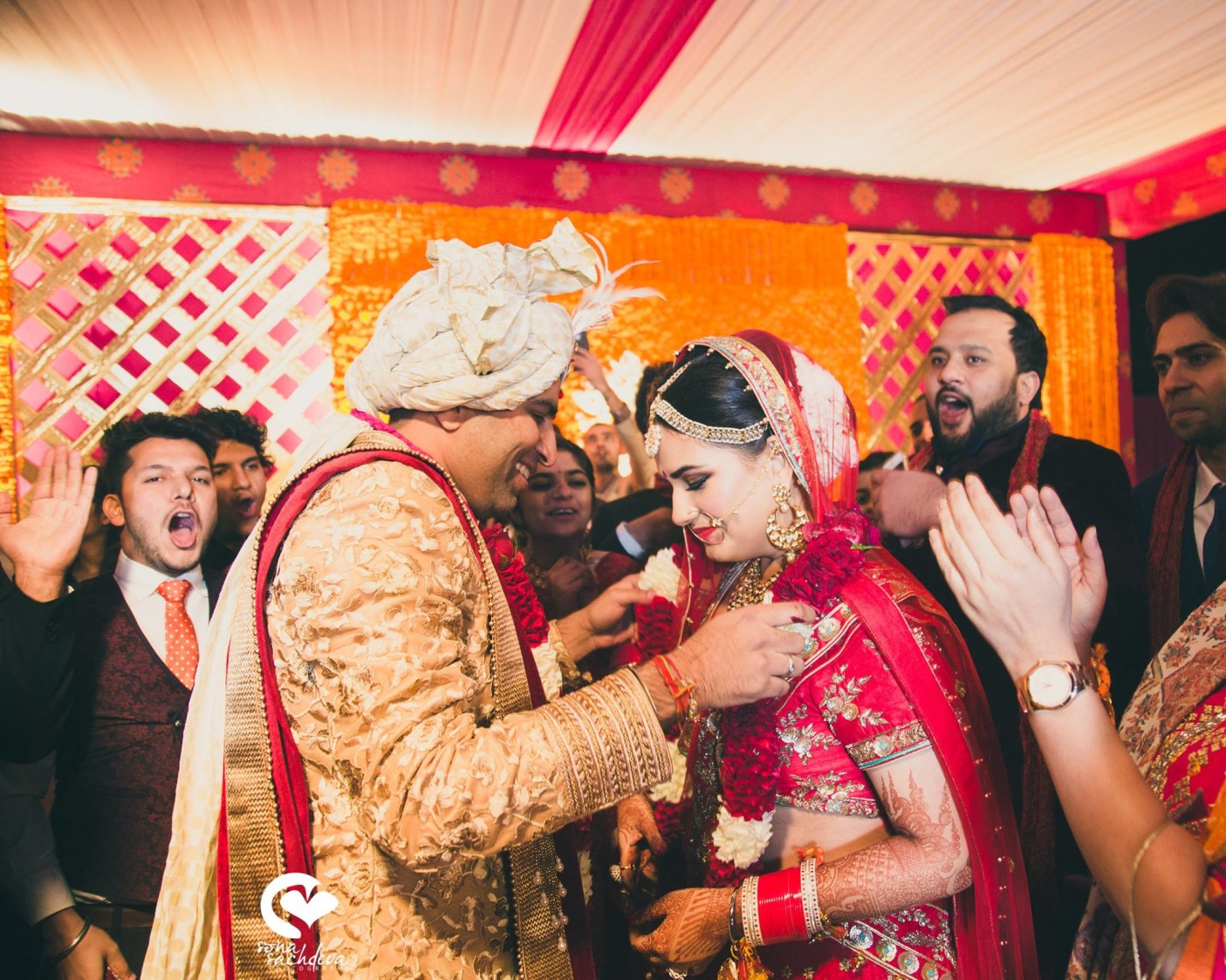 Happy to have each other by Sona Sachdeva Photography Wedding-photography | Weddings Photos & Ideas