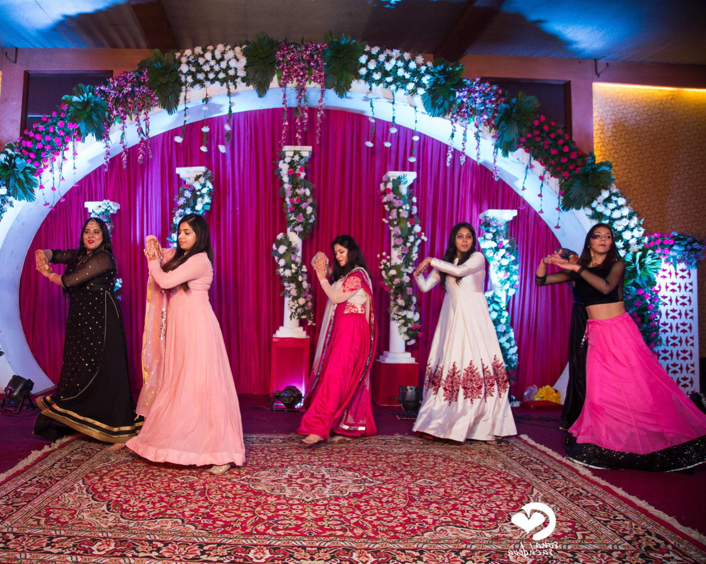 Twirling ladies by Sona Sachdeva Photography Wedding-photography | Weddings Photos & Ideas