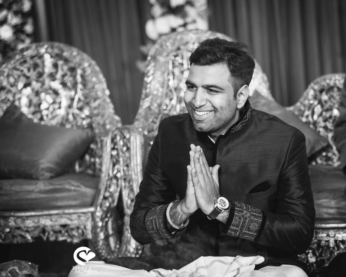 Happy enticer by Sona Sachdeva Photography Wedding-photography | Weddings Photos & Ideas