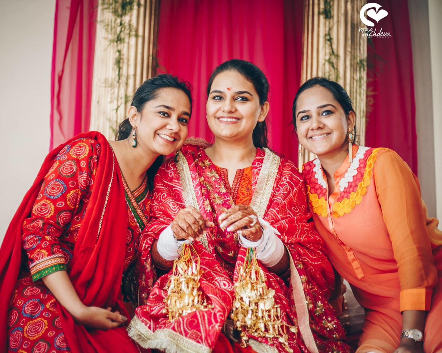 Adorned with simplicity by Sona Sachdeva Photography Wedding-photography | Weddings Photos & Ideas
