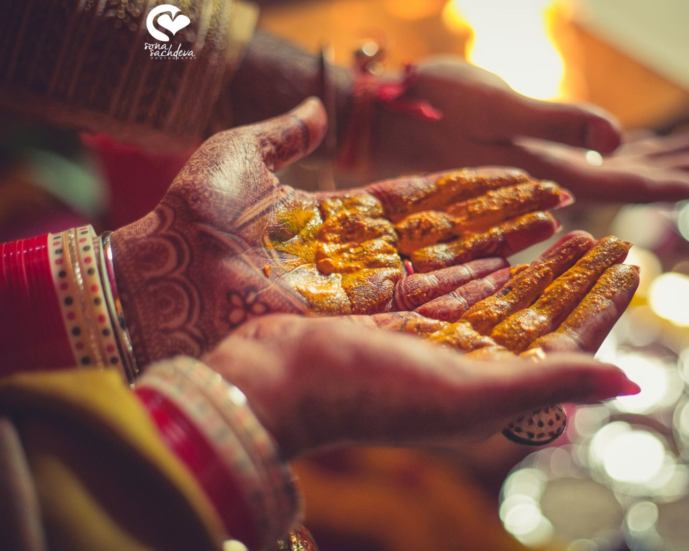 Painted with immense love by Sona Sachdeva Photography Wedding-photography | Weddings Photos & Ideas