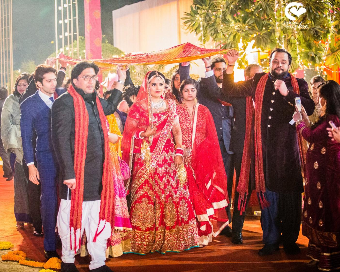 Bewitching grandeur by Sona Sachdeva Photography Wedding-photography | Weddings Photos & Ideas