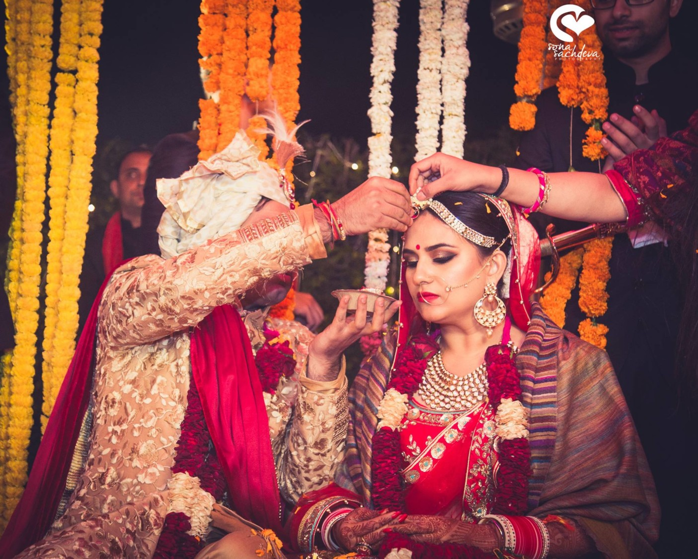 Eternal togetherness by Sona Sachdeva Photography Wedding-photography | Weddings Photos & Ideas