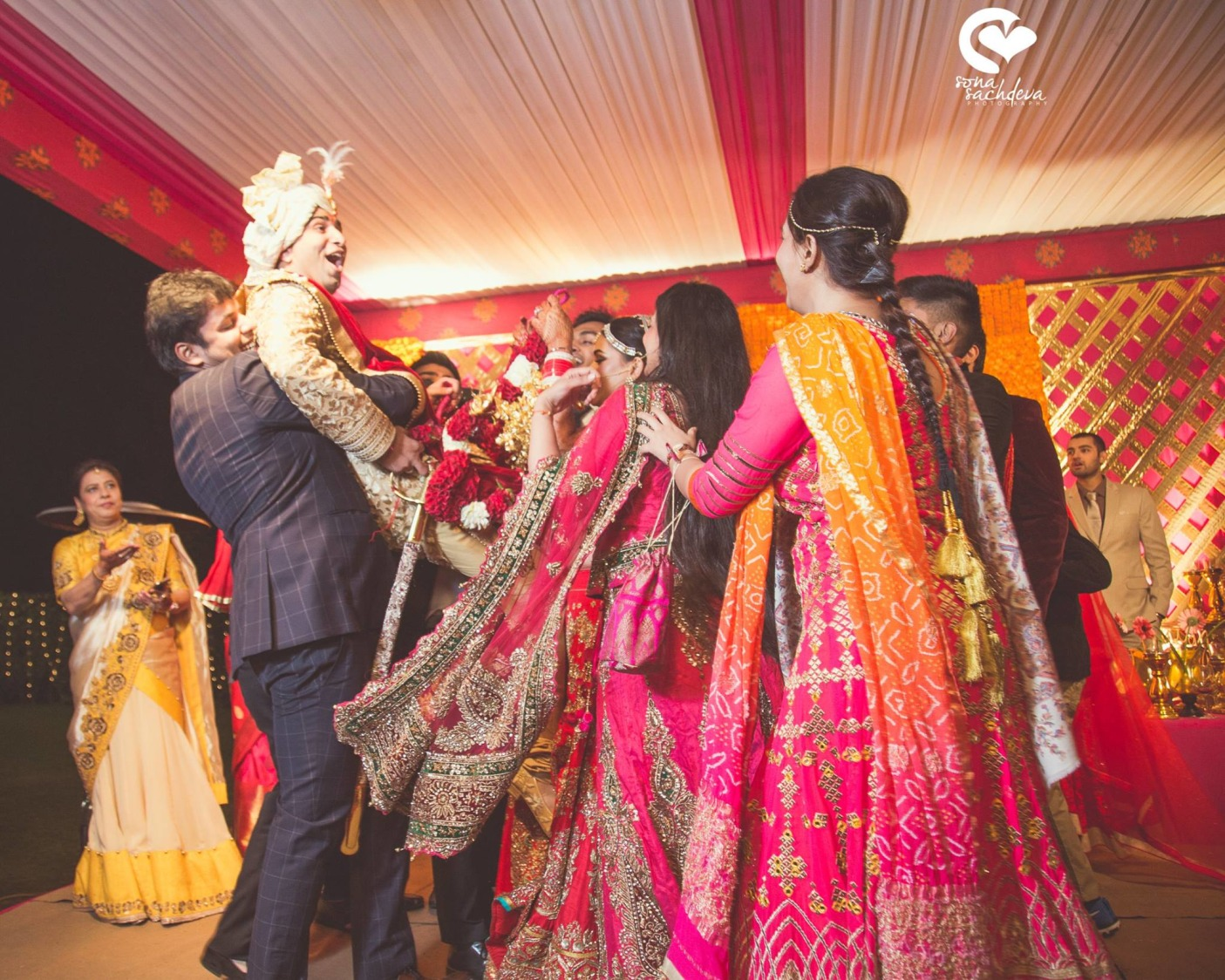 Mirthful click by Sona Sachdeva Photography Wedding-photography | Weddings Photos & Ideas