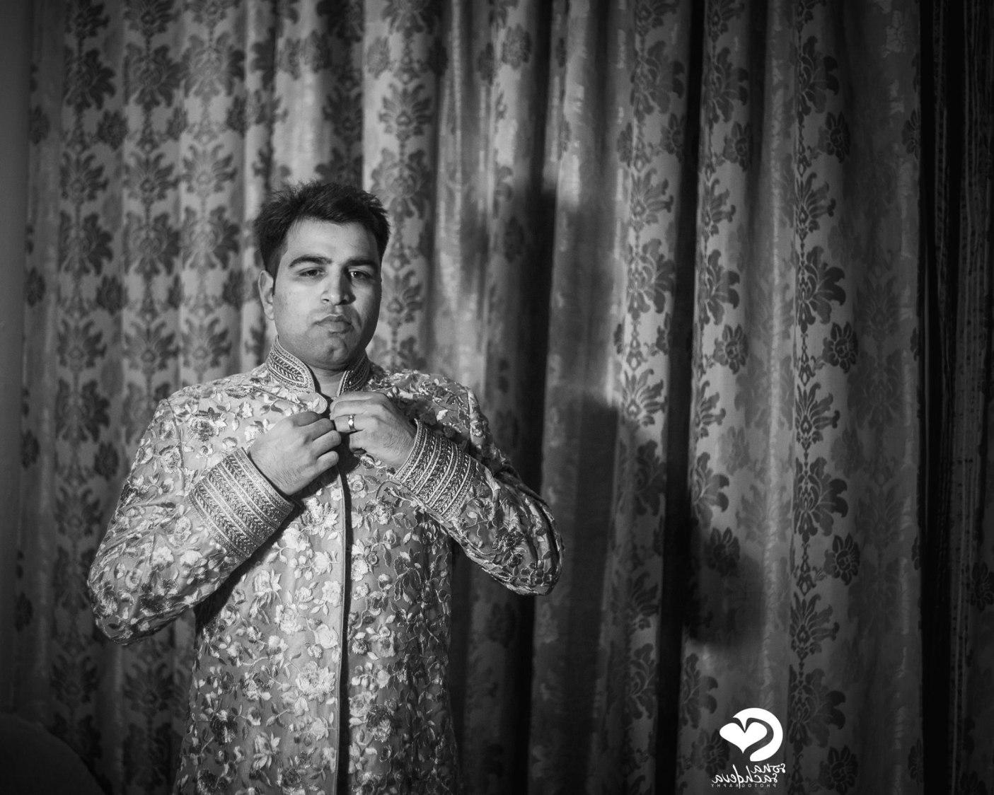 Decked up groom by Sona Sachdeva Photography Wedding-photography | Weddings Photos & Ideas