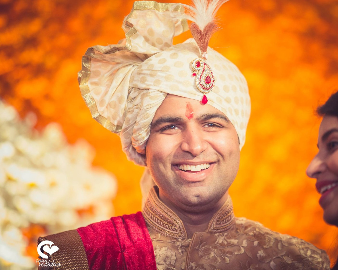 Contented suitor by Sona Sachdeva Photography Wedding-photography | Weddings Photos & Ideas