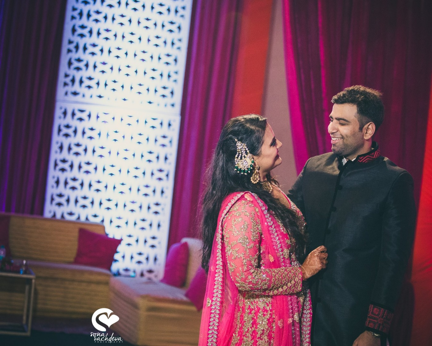 The way he looks at her by Sona Sachdeva Photography Wedding-photography | Weddings Photos & Ideas