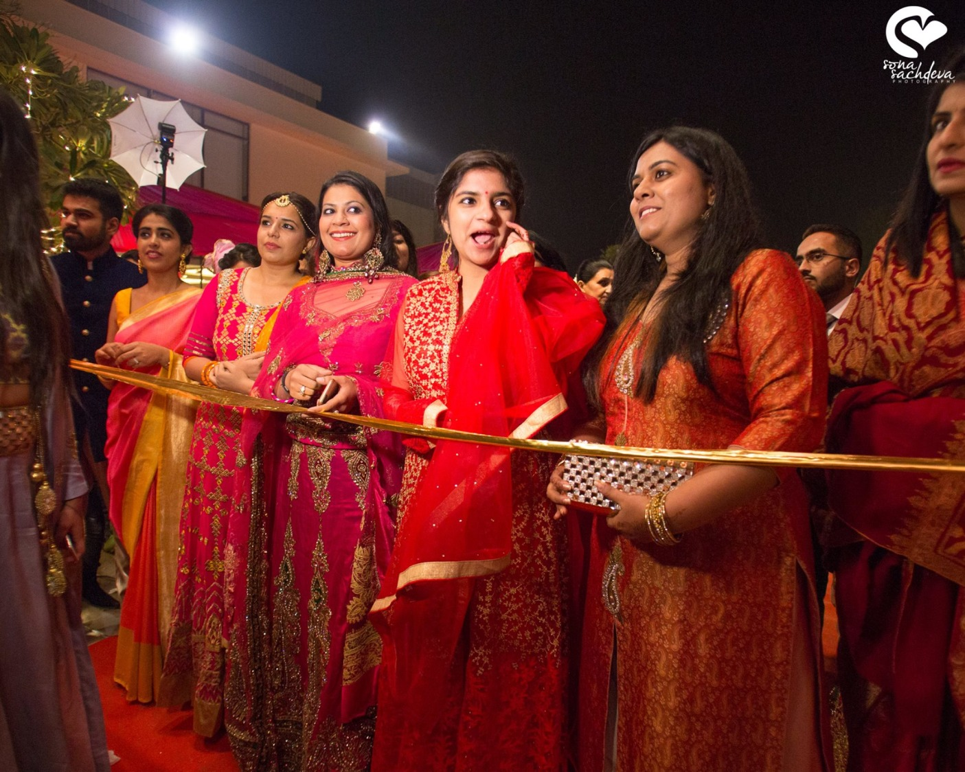 Warm welcome by Sona Sachdeva Photography Wedding-photography | Weddings Photos & Ideas