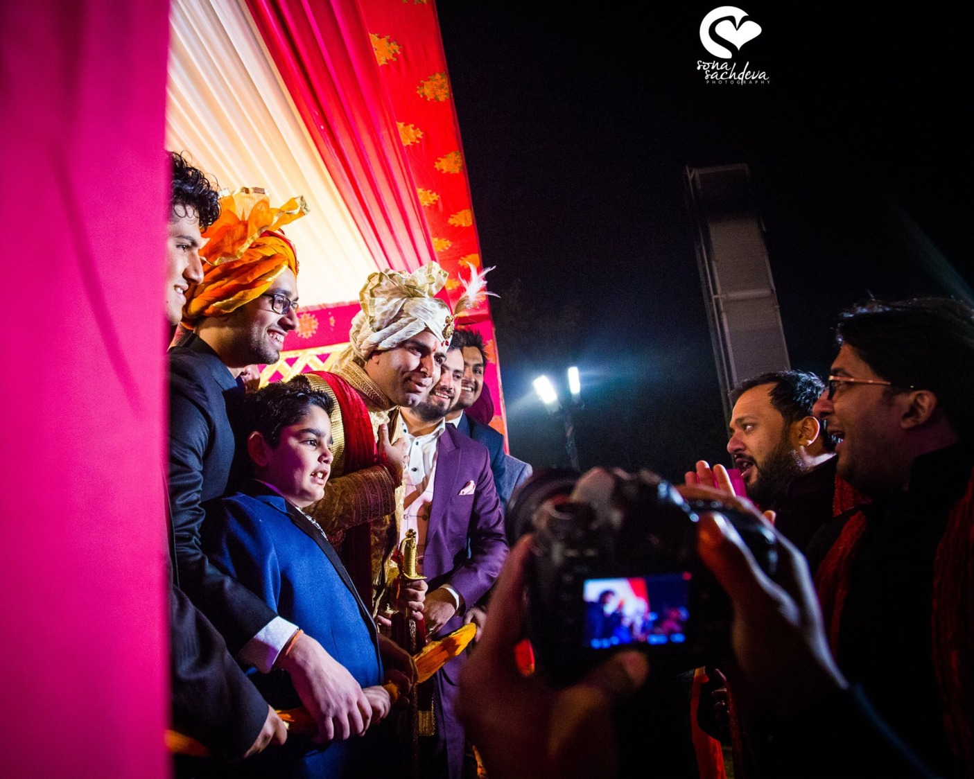 Groom incoming by Sona Sachdeva Photography Wedding-photography | Weddings Photos & Ideas