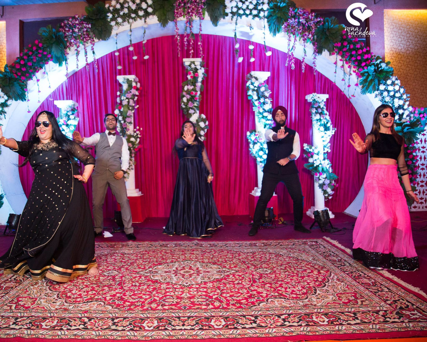 Dance your heart out by Sona Sachdeva Photography Wedding-photography | Weddings Photos & Ideas