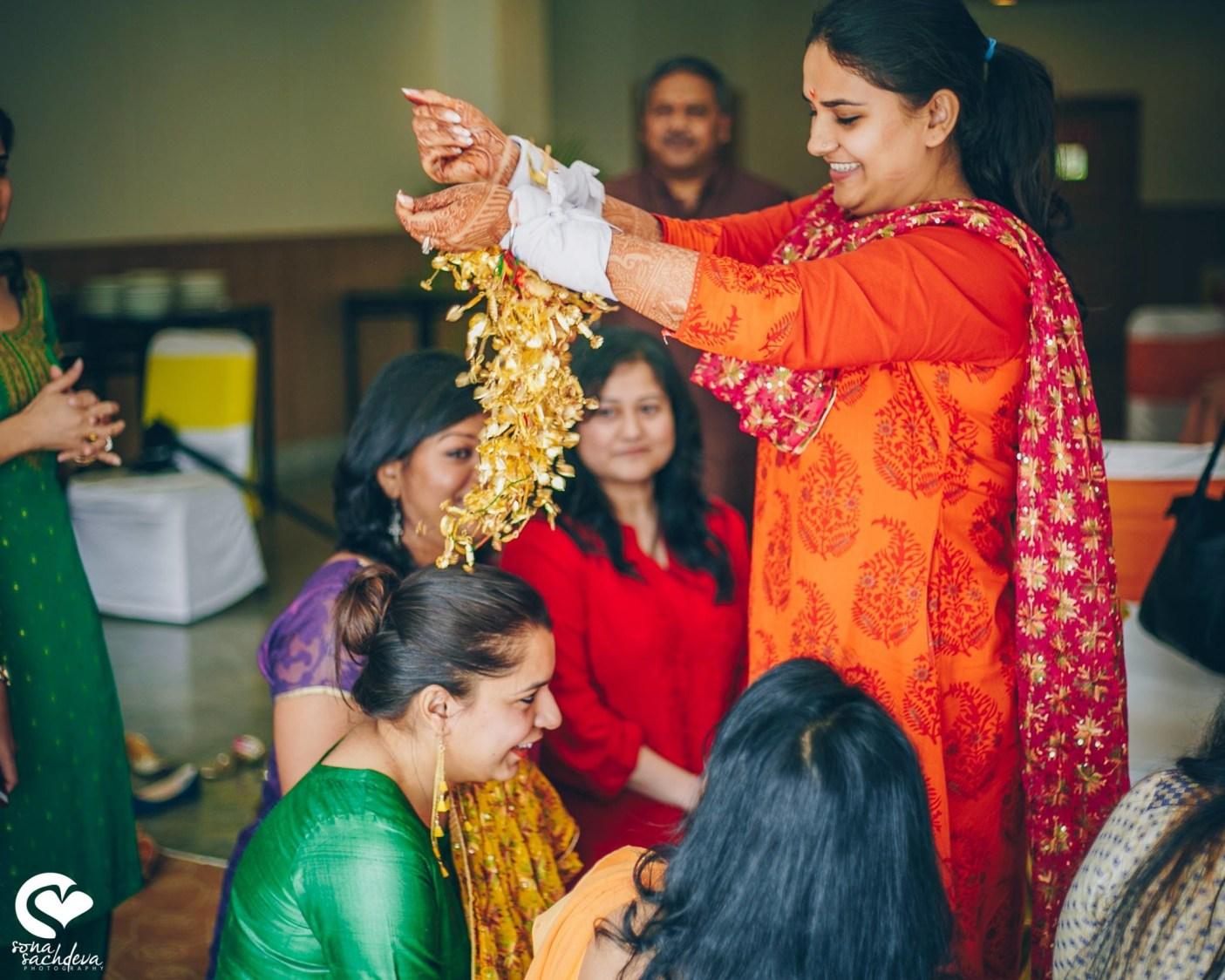 Wedding bells by Sona Sachdeva Photography Wedding-photography | Weddings Photos & Ideas