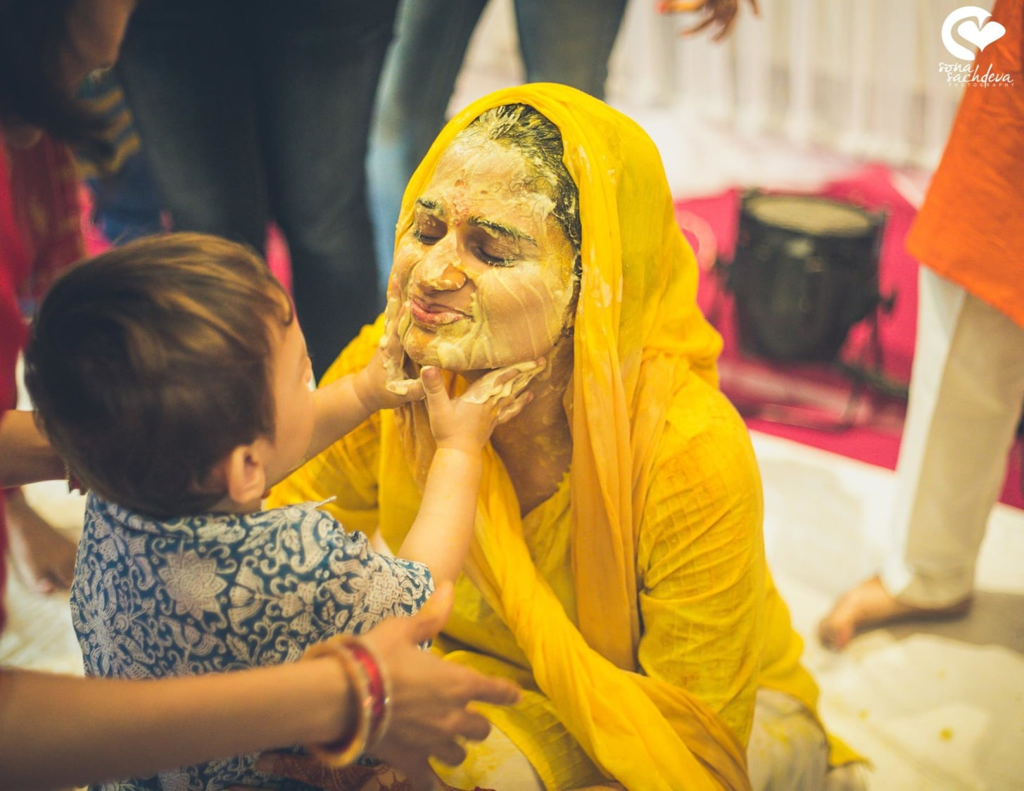 Cuteness exemplified by Sona Sachdeva Photography Wedding-photography | Weddings Photos & Ideas
