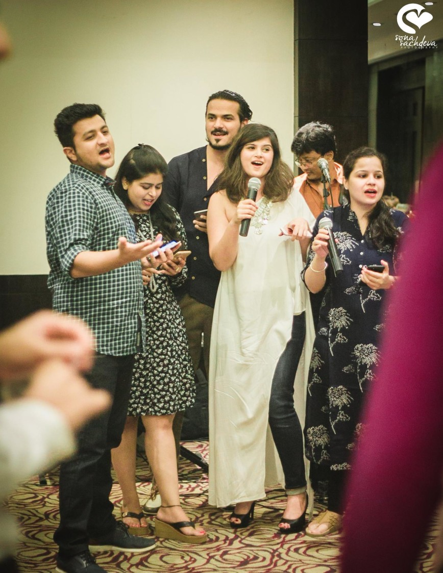 Fun event indeed by Sona Sachdeva Photography Wedding-photography | Weddings Photos & Ideas