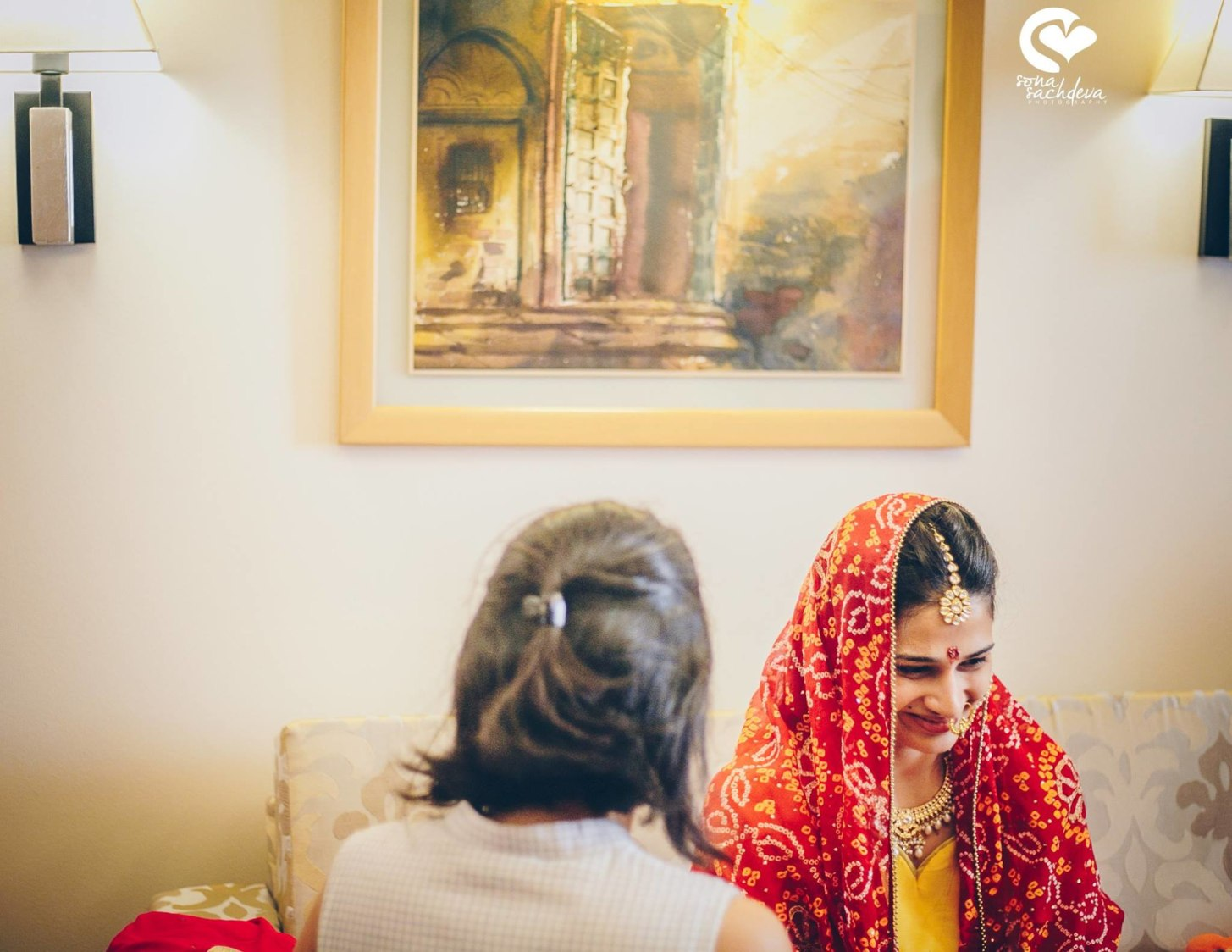 Contended beauty by Sona Sachdeva Photography Wedding-photography | Weddings Photos & Ideas