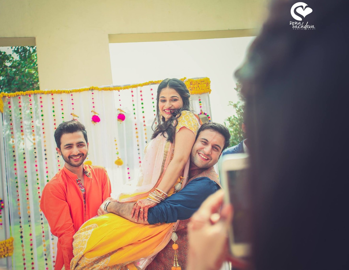 Exhilarated moments by Sona Sachdeva Photography Wedding-photography | Weddings Photos & Ideas