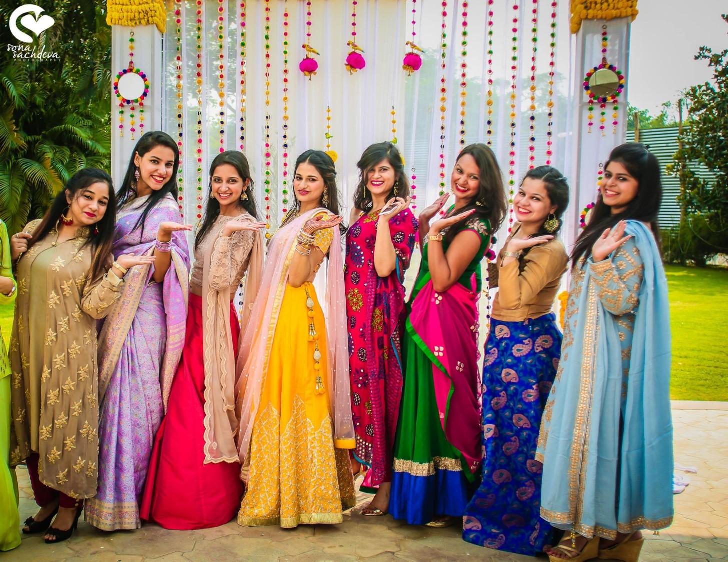 Preposterous squad by Sona Sachdeva Photography Wedding-photography | Weddings Photos & Ideas