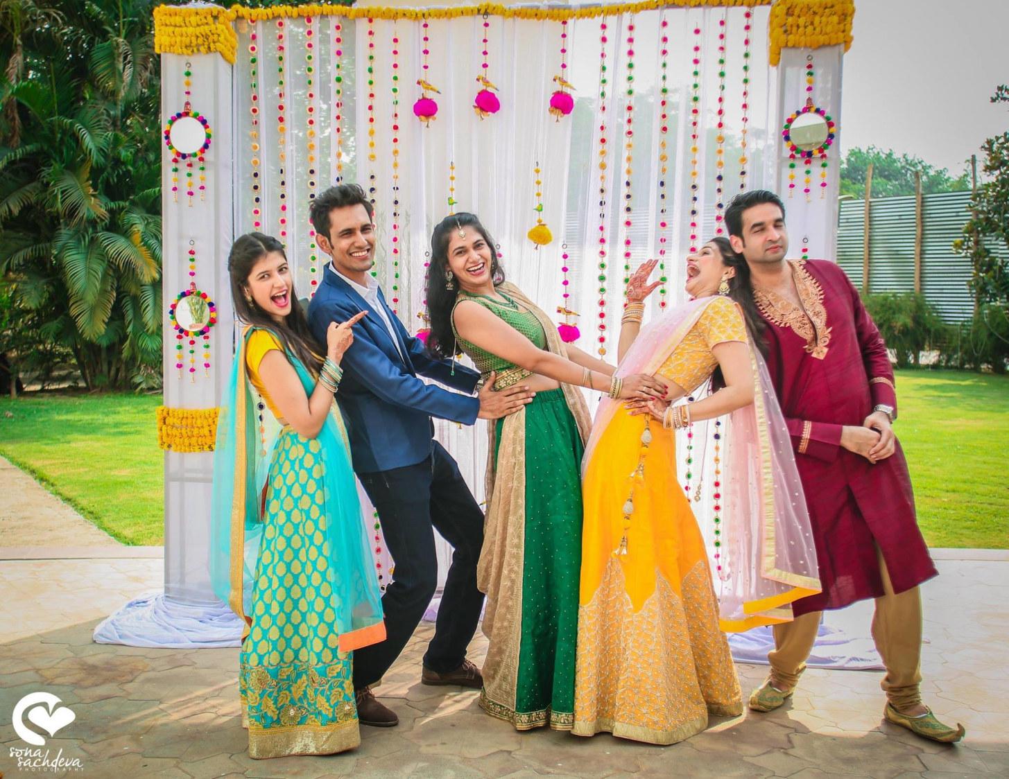 Celebrations are on! by Sona Sachdeva Photography Wedding-photography | Weddings Photos & Ideas