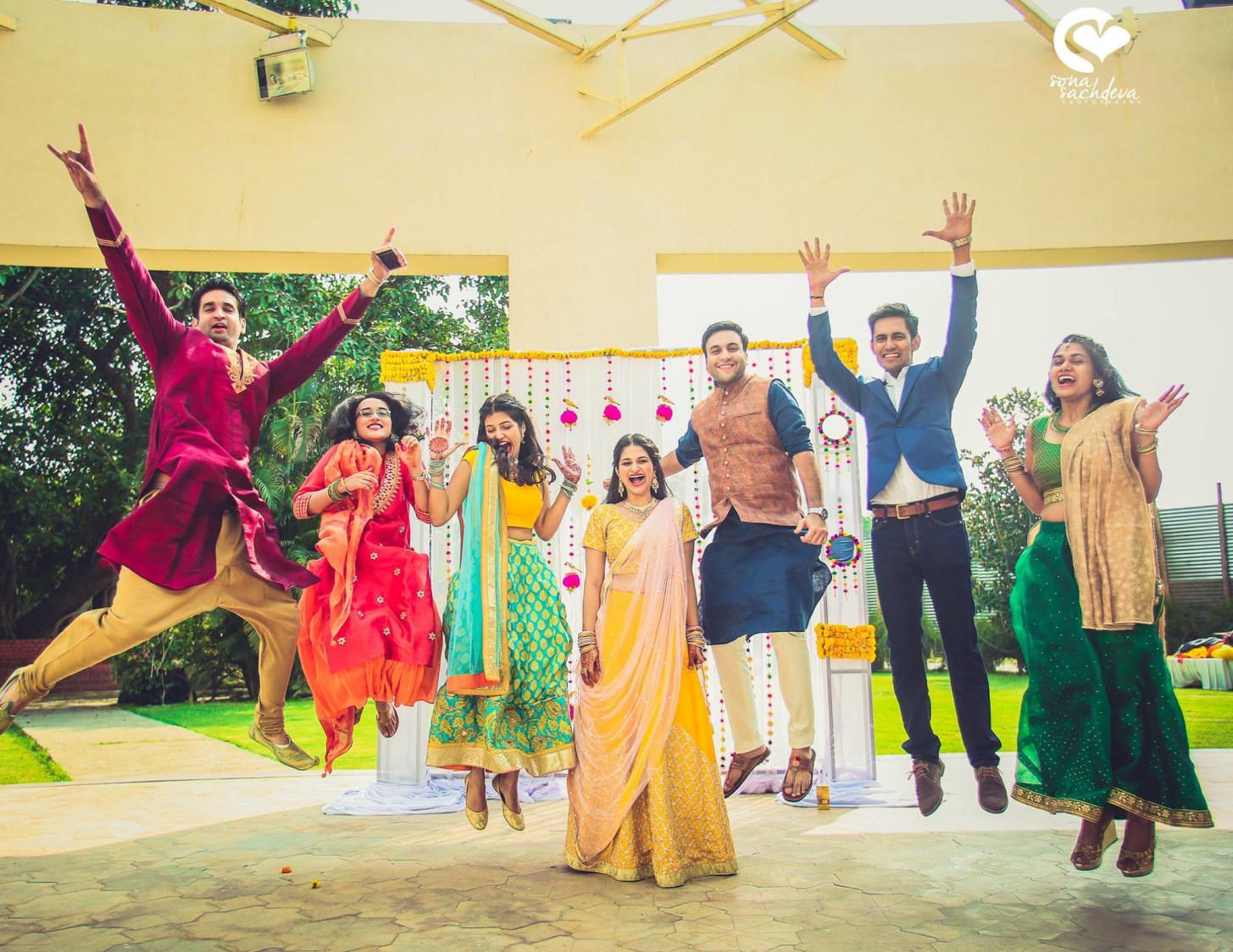 Exuberant vibes by Sona Sachdeva Photography Wedding-photography | Weddings Photos & Ideas