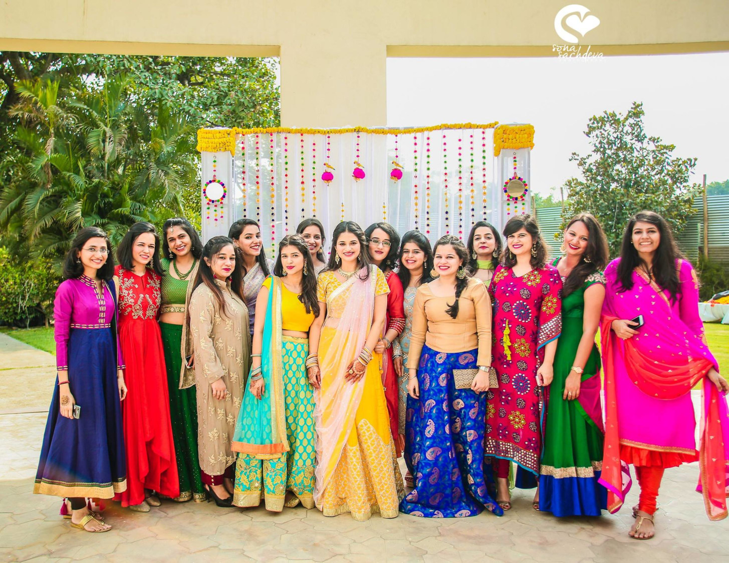 Vibrant and soulful shot by Sona Sachdeva Photography Wedding-photography | Weddings Photos & Ideas