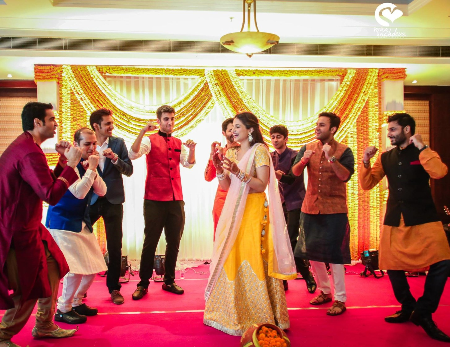 Loved by all by Sona Sachdeva Photography Wedding-photography | Weddings Photos & Ideas