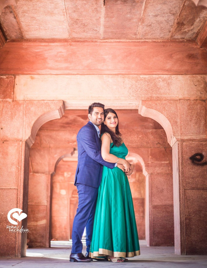 Heavenly couple in love by Sona Sachdeva Photography Wedding-photography | Weddings Photos & Ideas