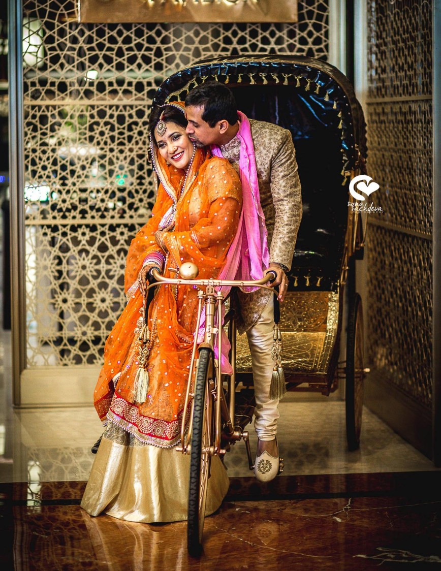 Perky and beautiful posers by Sona Sachdeva Photography Wedding-photography | Weddings Photos & Ideas