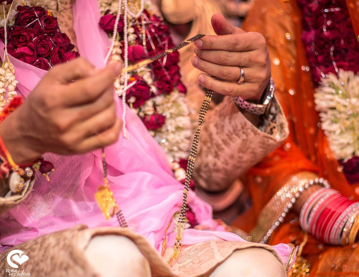 Beautiful bead of love by Sona Sachdeva Photography Wedding-photography | Weddings Photos & Ideas