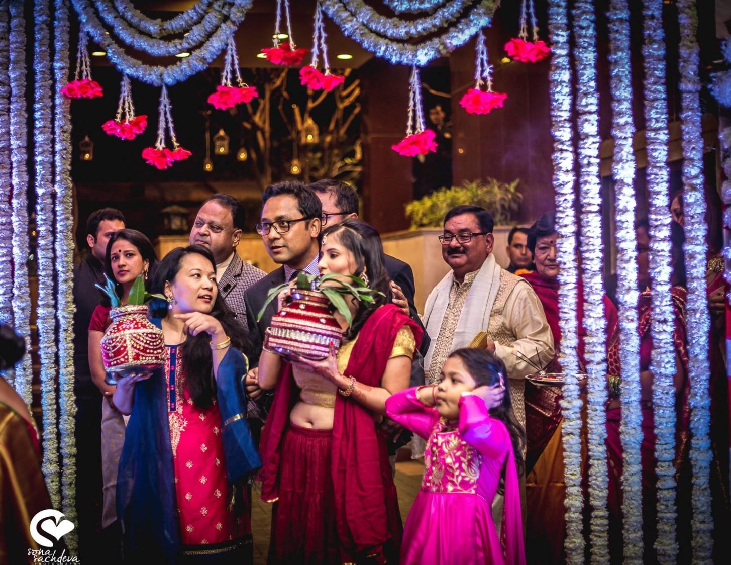 Entrancing capture by Sona Sachdeva Photography Wedding-photography | Weddings Photos & Ideas