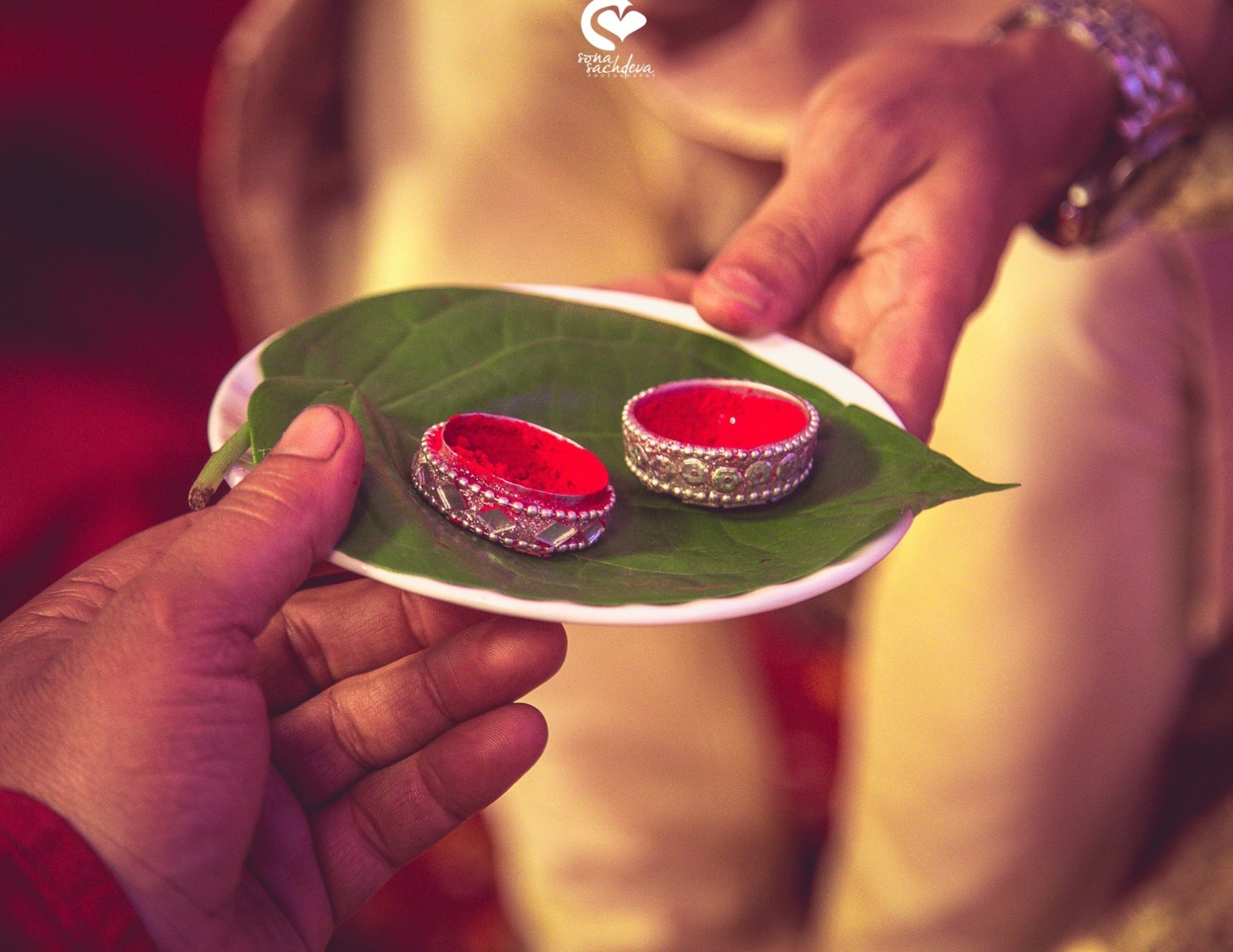 Auspicious colour of love by Sona Sachdeva Photography Wedding-photography | Weddings Photos & Ideas
