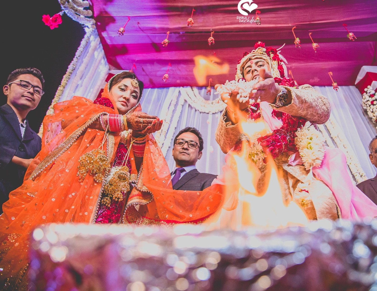 Blissful customs by Sona Sachdeva Photography Wedding-photography | Weddings Photos & Ideas