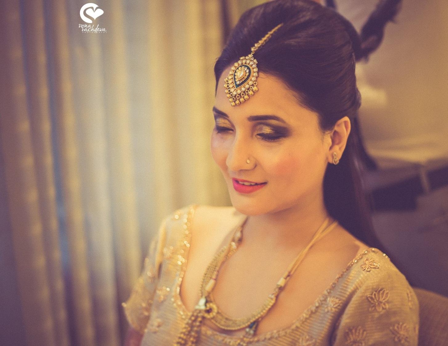 Golden gleam by Sona Sachdeva Photography Wedding-photography | Weddings Photos & Ideas
