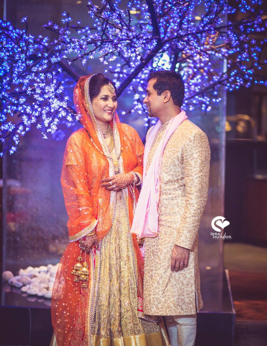Impassioned gaze by Sona Sachdeva Photography Wedding-photography | Weddings Photos & Ideas