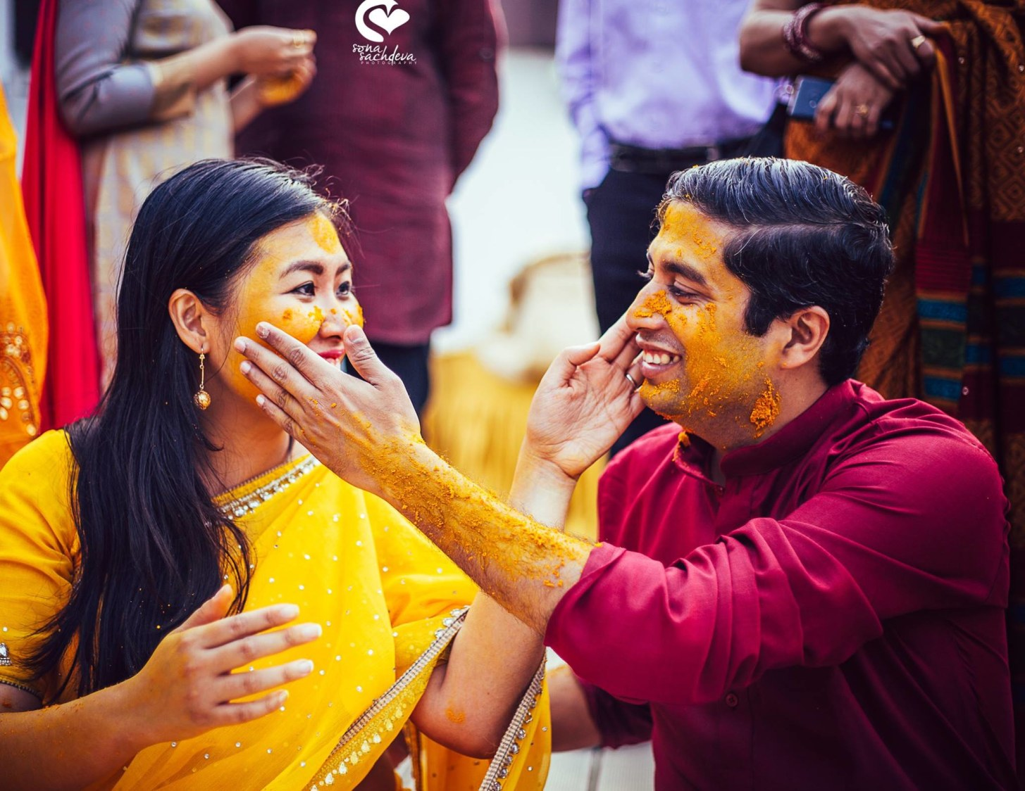 The glorious duo by Sona Sachdeva Photography Wedding-photography | Weddings Photos & Ideas