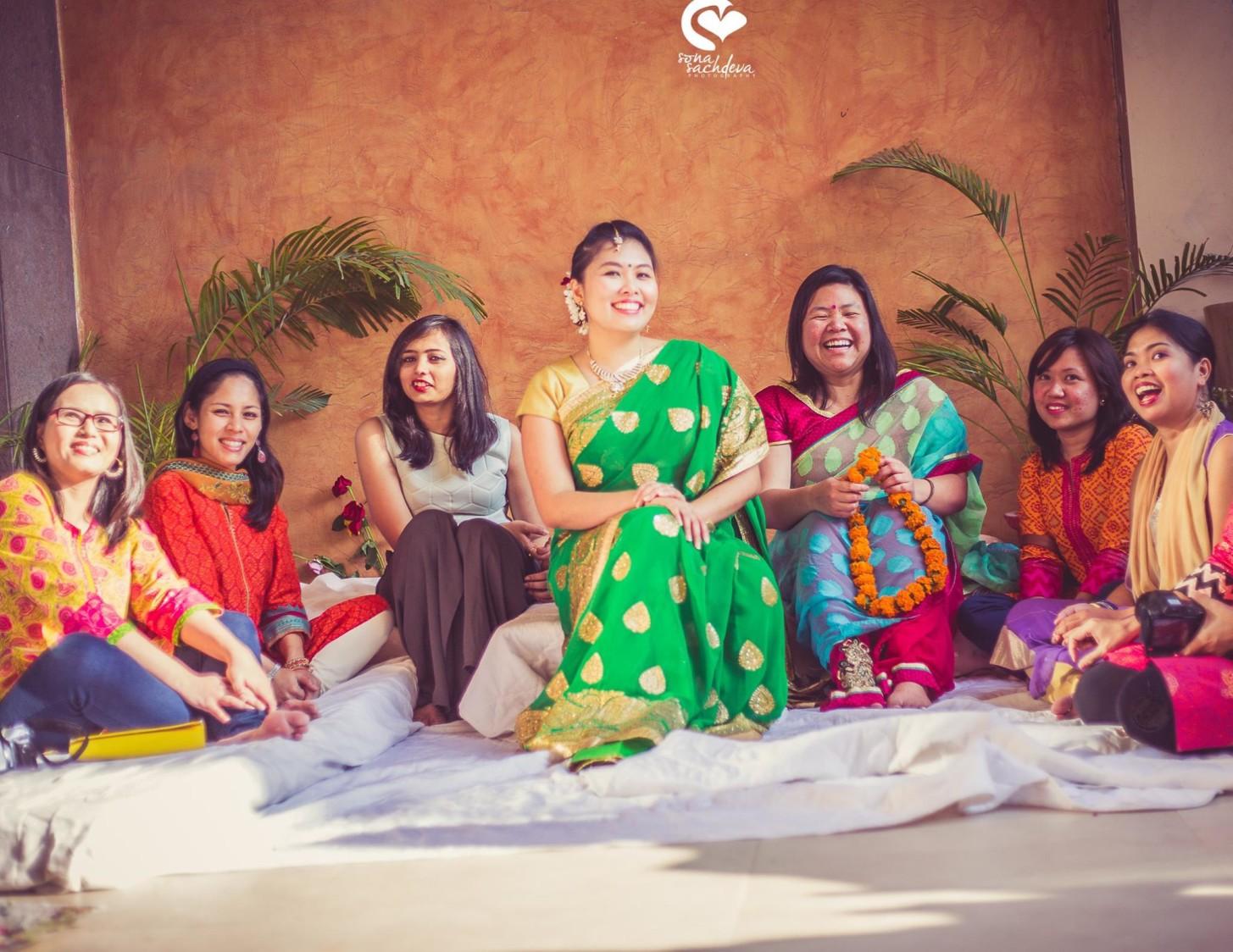 Wonderful shot capturing bliss by Sona Sachdeva Photography Wedding-photography | Weddings Photos & Ideas