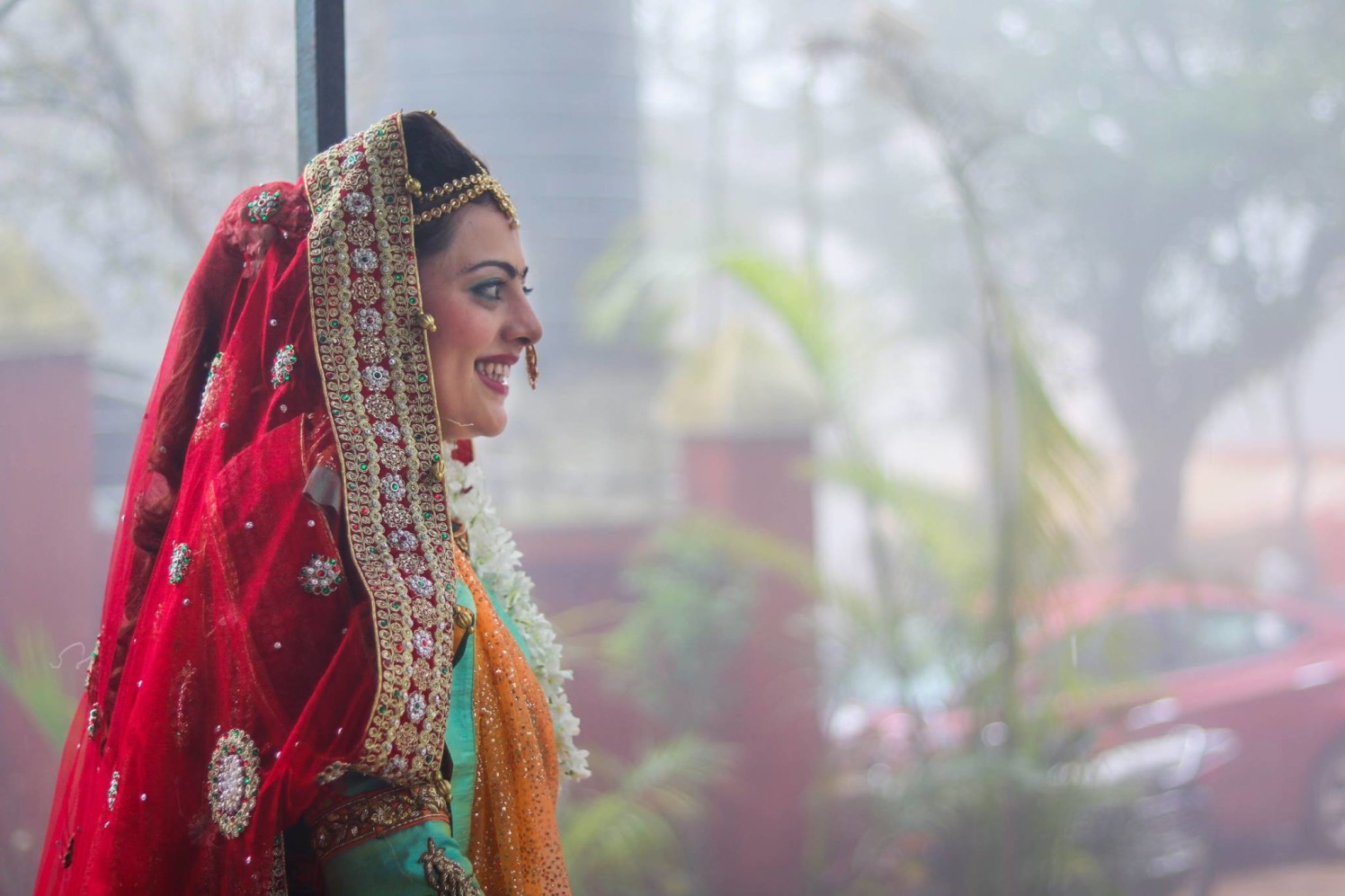 Ombre bride! by Abhishek Modi Photography Wedding-photography | Weddings Photos & Ideas