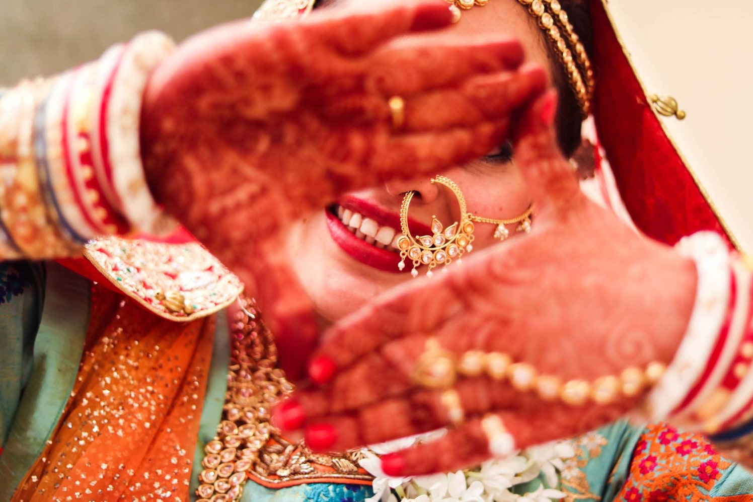 Essence of a bride! by Abhishek Modi Photography Wedding-photography | Weddings Photos & Ideas