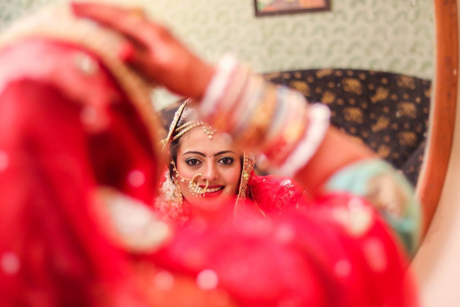 Beauteous capture! by Abhishek Modi Photography Wedding-photography   Weddings Photos & Ideas