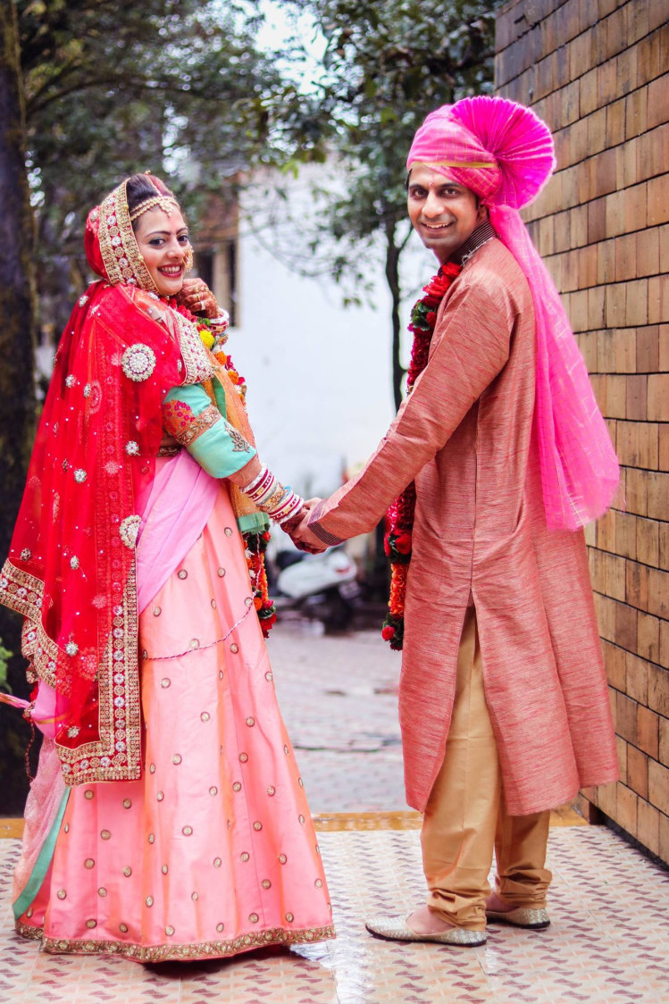 Flushed in right shades of pink! by Abhishek Modi Photography Wedding-photography | Weddings Photos & Ideas