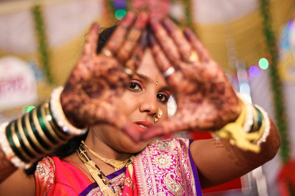 Overjoyed bride! by Abhishek Modi Photography Wedding-photography | Weddings Photos & Ideas