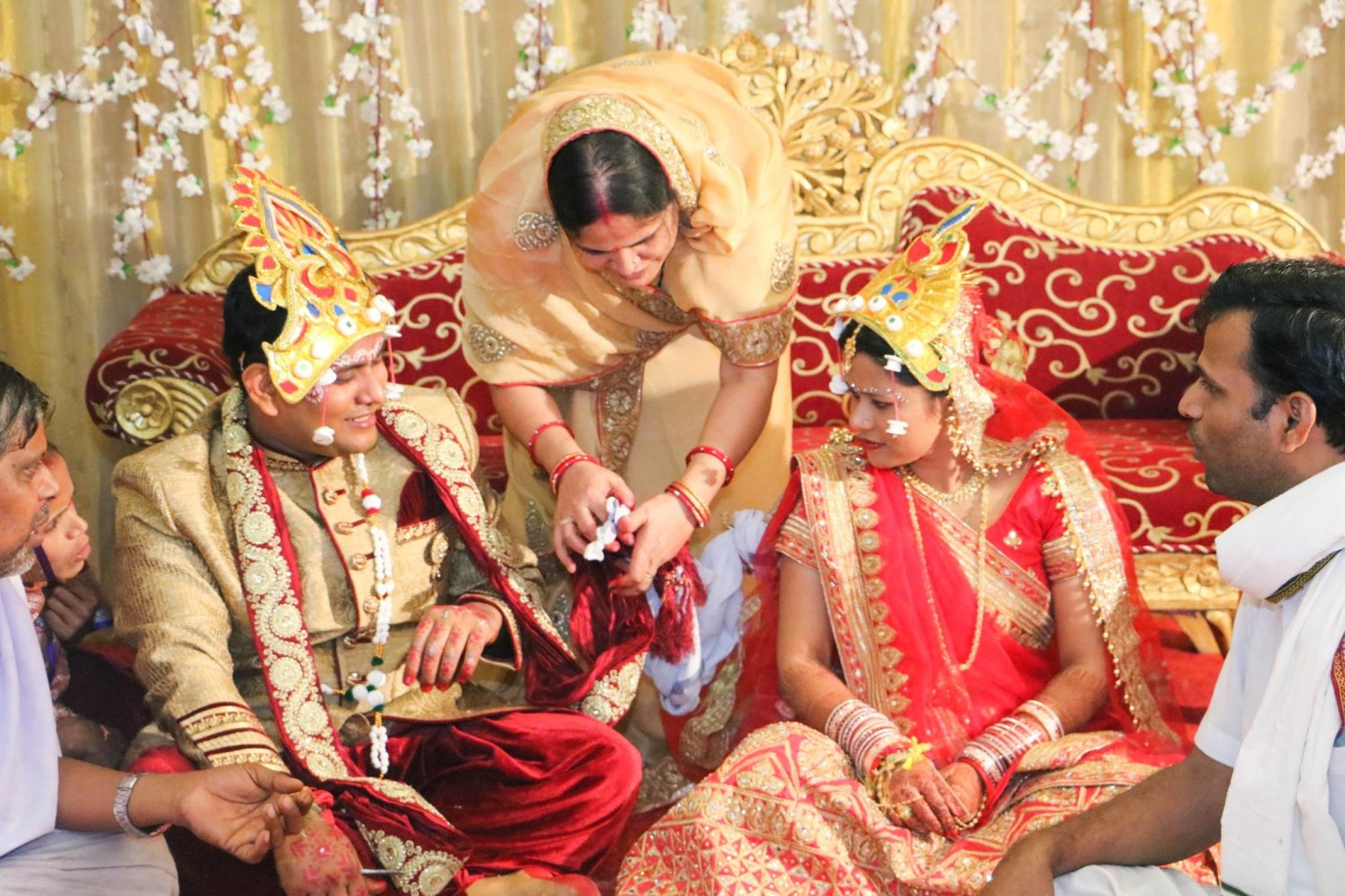 The act of kanyadaan! by Abhishek Modi Photography Wedding-photography | Weddings Photos & Ideas