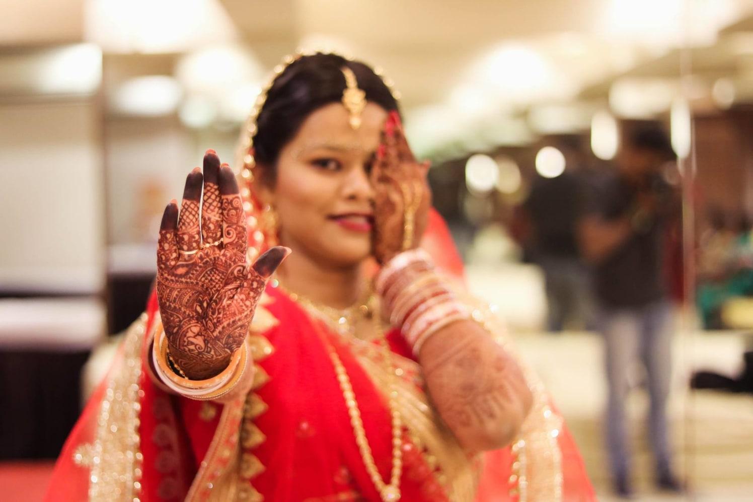 Crimson heena! by Abhishek Modi Photography Wedding-photography | Weddings Photos & Ideas