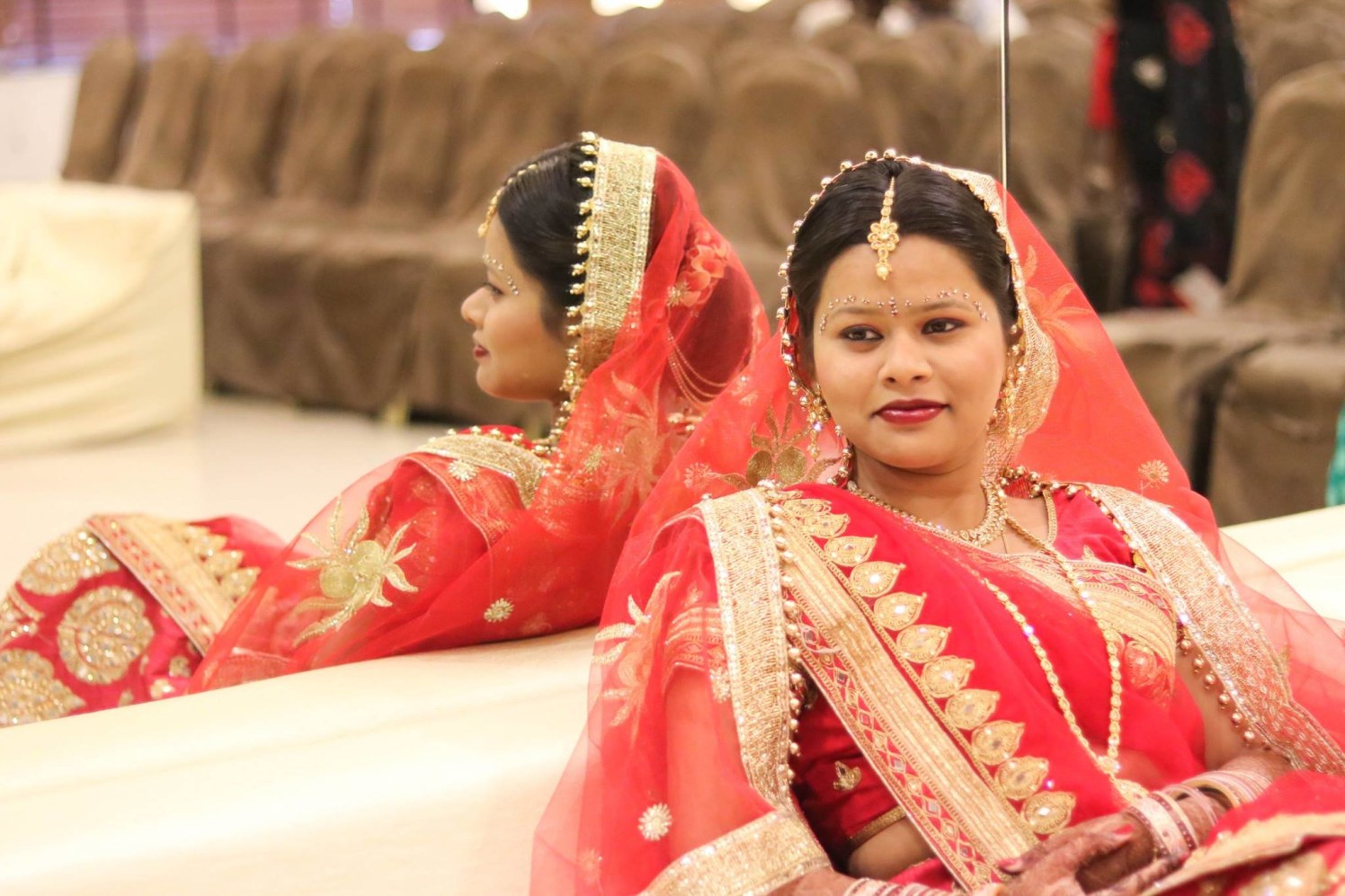 Red bride! by Abhishek Modi Photography Wedding-photography | Weddings Photos & Ideas