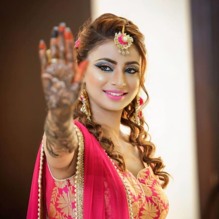 Mehendi Makeup Ideas for Brides , UrbanClap